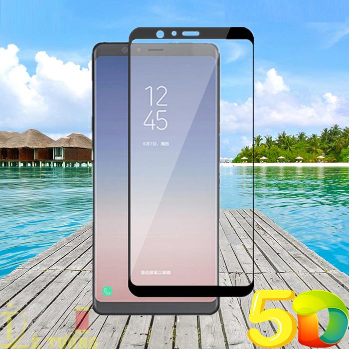 Kính cường lực Galaxy A8 Star Glass Full Cover 5D full keo toàn màn hình