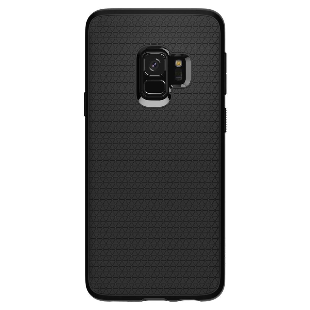 Ốp lưng Samsung Galaxy S9 Spigen Liquid Air từ Mỹ tặng dán lưng Carbon