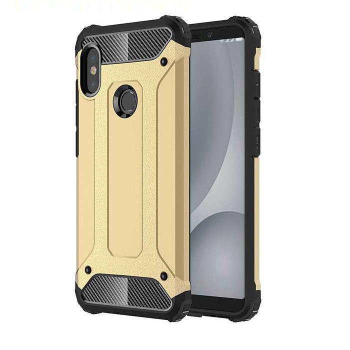 Ốp lưng Redmi Note 5 / Note 5 Pro LT Tough Tech Armor chống sốc - cực ngầu