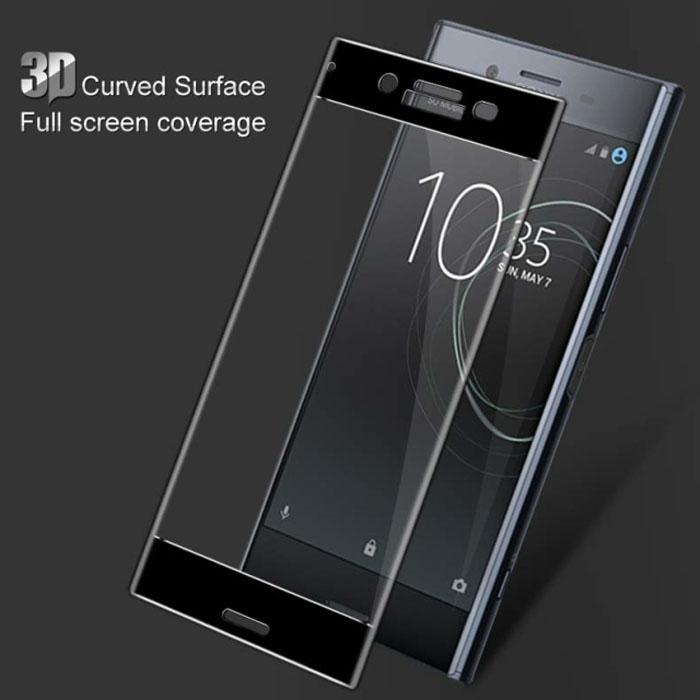 Kính cường lực Sony XZ Premium Mocolo Full Cover 3D Edge cong theo màn hình