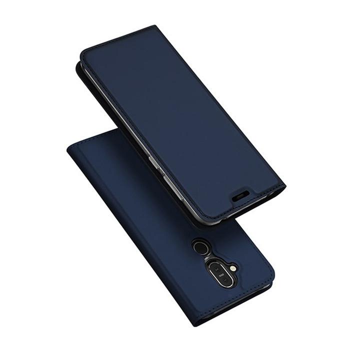 Bao da Nokia 8.1 Dux Ducis Skin khung mềm - siêu mỏng - siêu mịn