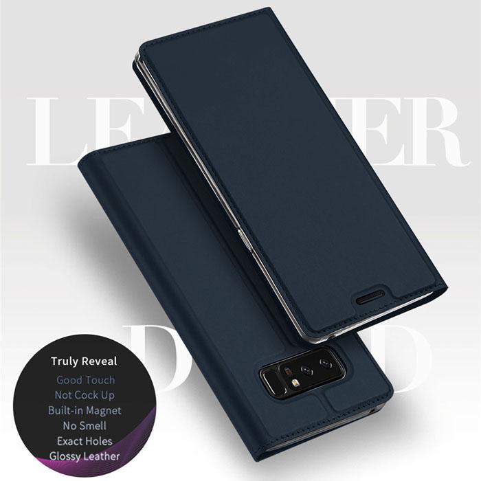 Bao da Galaxy Note 8 Dux Ducis Skin khung mềm siêu mỏng