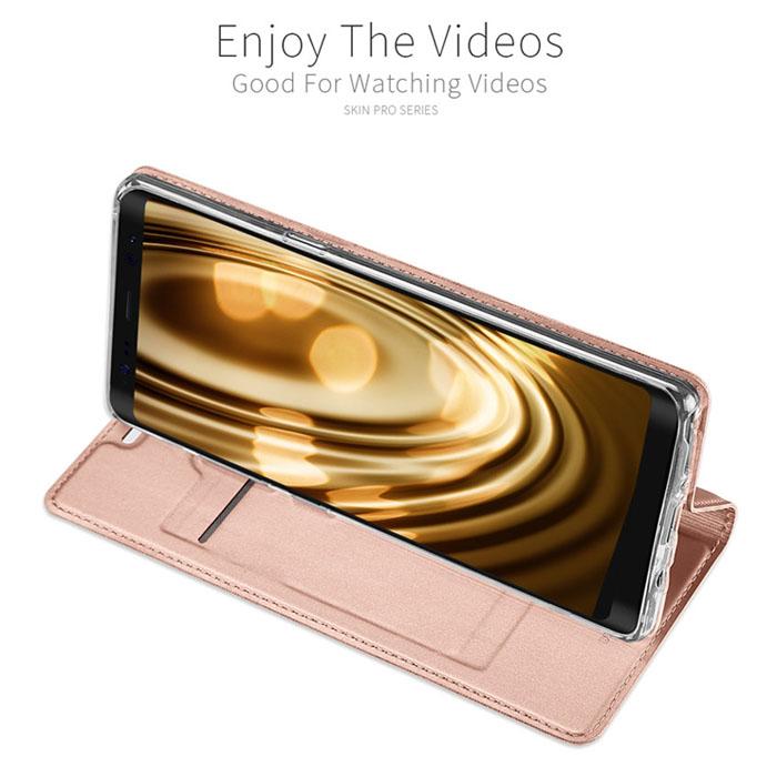 Bao da Galaxy Note 8 Dux Ducis Skin khung mềm