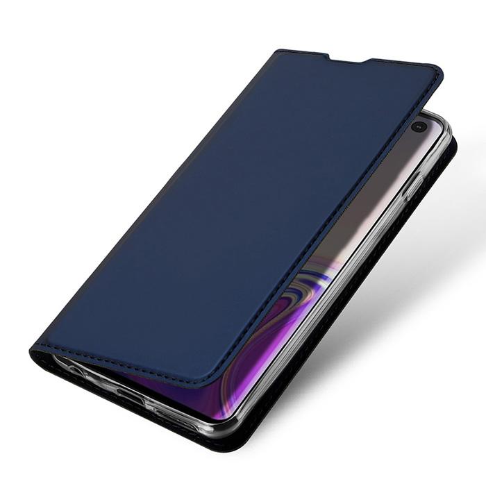 Bao da Galaxy S10 Dux Ducis Skin khung mềm - siêu mỏng - siêu mịn