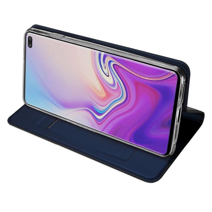 Bao da Galaxy S10 Plus Dux Ducis Skin khung mềm - siêu mỏng - siêu mịn