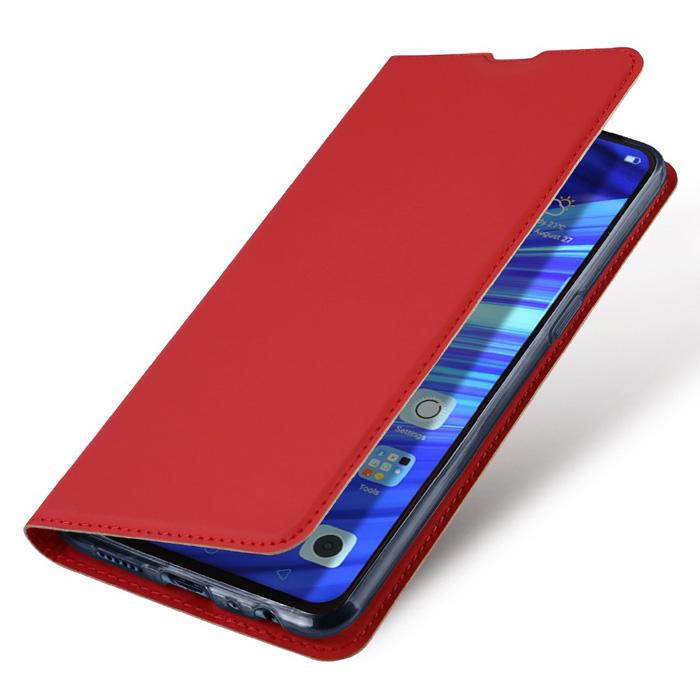 Bao da Oppo F9 Dux Ducis Skin khung mềm - siêu mỏng + Tặng dán lưng Carbon