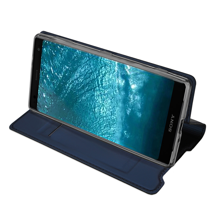 Bao da Sony Xperia XZ3 Dux Ducis Skin khung mềm - siêu mỏng