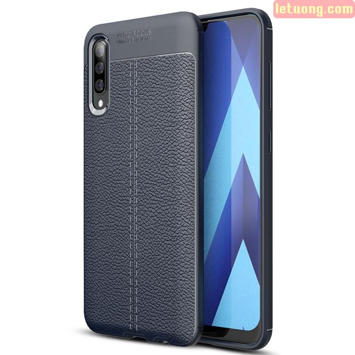 Ốp lưng Galaxy A30s / A50 LT Leather Design Case vân da sang trọng