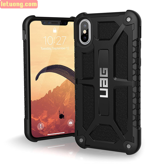 Ốp lưng iPhone X / iPhone Xs UAG Monarch 5 lớp chống sốc ( USA )