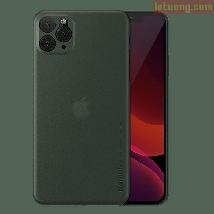 Ốp lưng iPhone 12 Pro Max Memumi Ultra Thin 0,3 siêu mỏng - siêu nhẹ