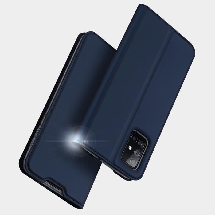 Bao da Samsung M51 Dux Ducis Skin Siêu mỏng nhẹ Êm - Mềm - Mịn