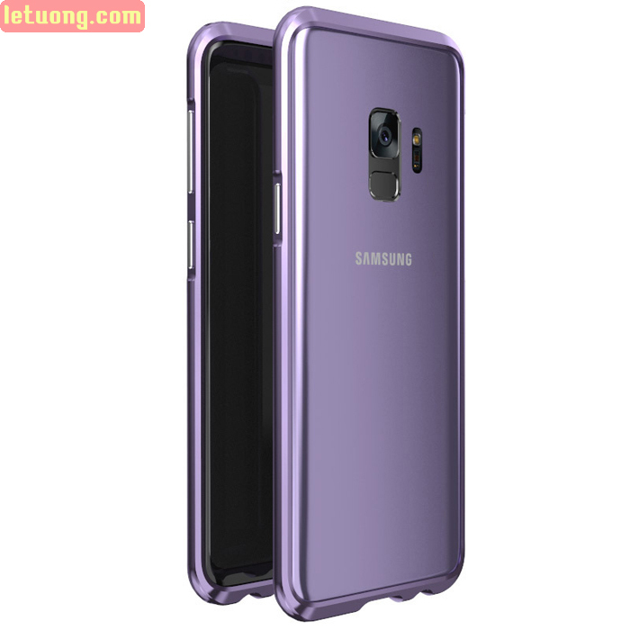 Ốp viền Galaxy S9 Luphie Bicolourable Blade Sword từ Germany