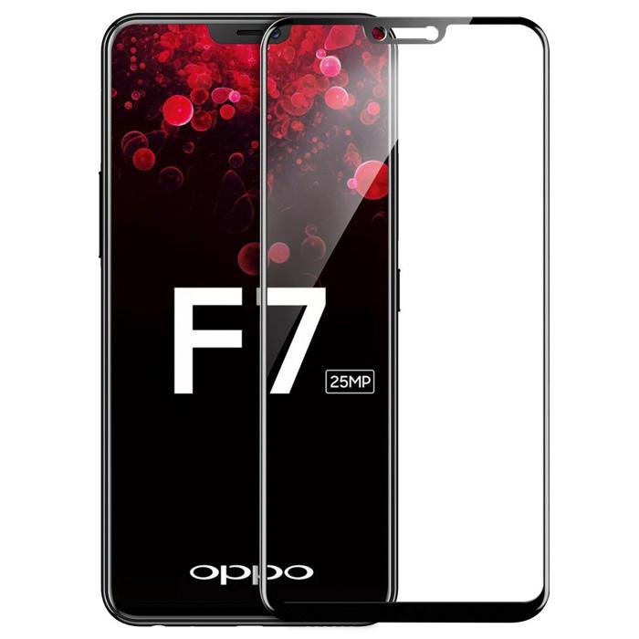Kính cường lực Oppo F7 Glass Full Cover 3D che toàn màn hình