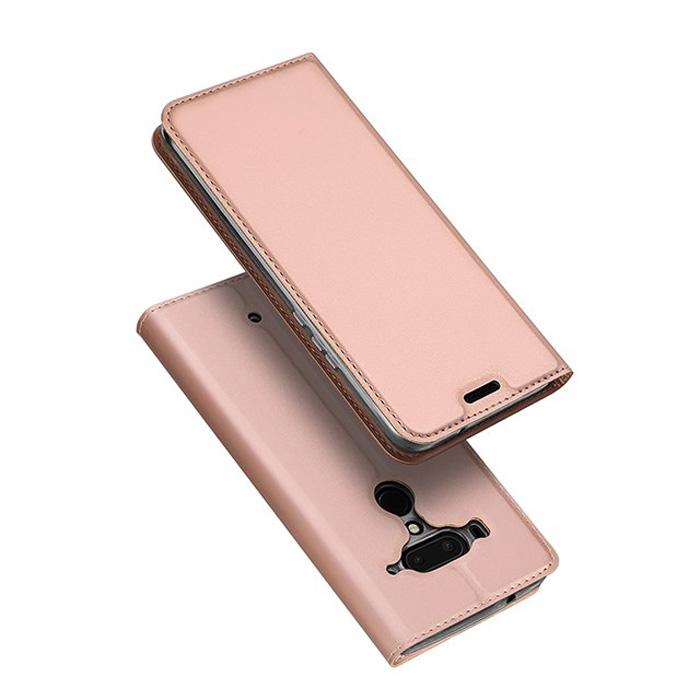 Bao da HTC U12 Plus Dux Ducis Skin siêu mỏng - khung mềm - Siêu êm