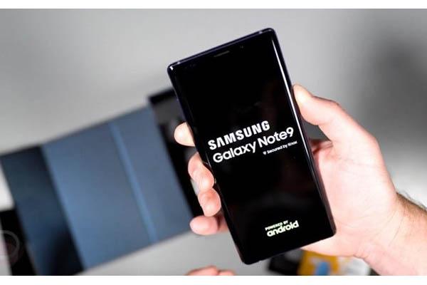 Galaxy Note 9 bất ngờ lộ điểm yếu sau vài phút trải nghiệm đầu tiên