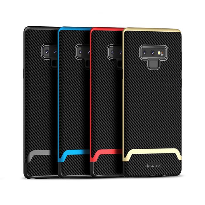 Ốp lưng Note 9 Ipaky Neo Hybrid viền kép chắc chắn sang trọng