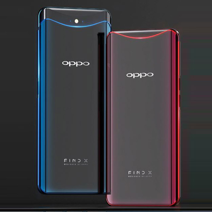 Ốp lưng Oppo Find X LT Glitter Case trong suốt viền mạ crom
