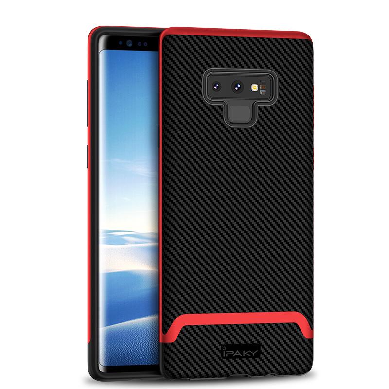 Ốp lưng Note 9 Ipaky Neo Hybrid viền kép chắc chắn