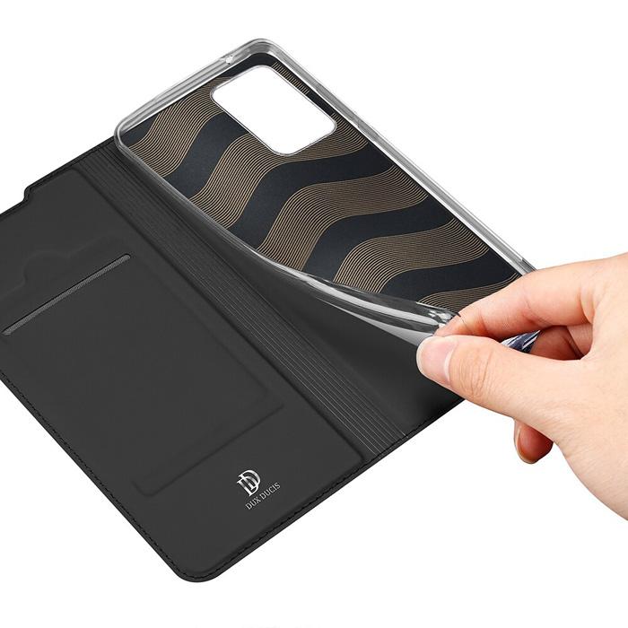 Bao da Galaxy Note 20 Ultra / 5G Dux Ducis Skin siêu mỏng - siêu mịn