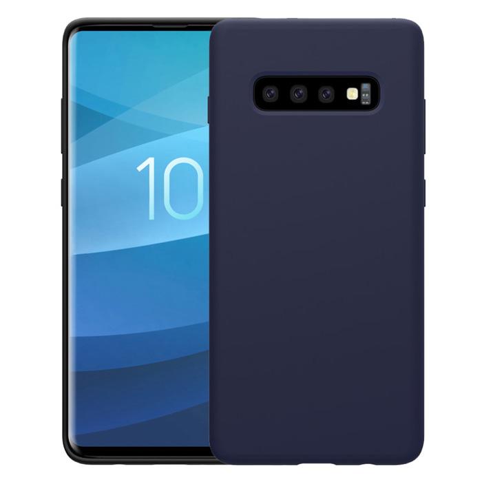 Ốp lưng Galaxy S10 Plus Nillkin Flex Case Silicon mềm mịn
