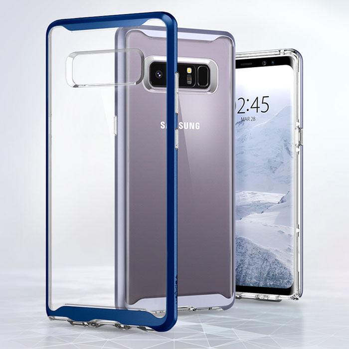 Ốp lưng Samsung Galaxy Note 8 Spigen Neo Hybrid Crystal ( USA )