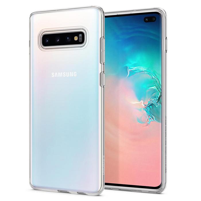 Ốp lưng Galaxy S10 Plus Spigen Liquid Crystal trong suốt ( Hàng USA )