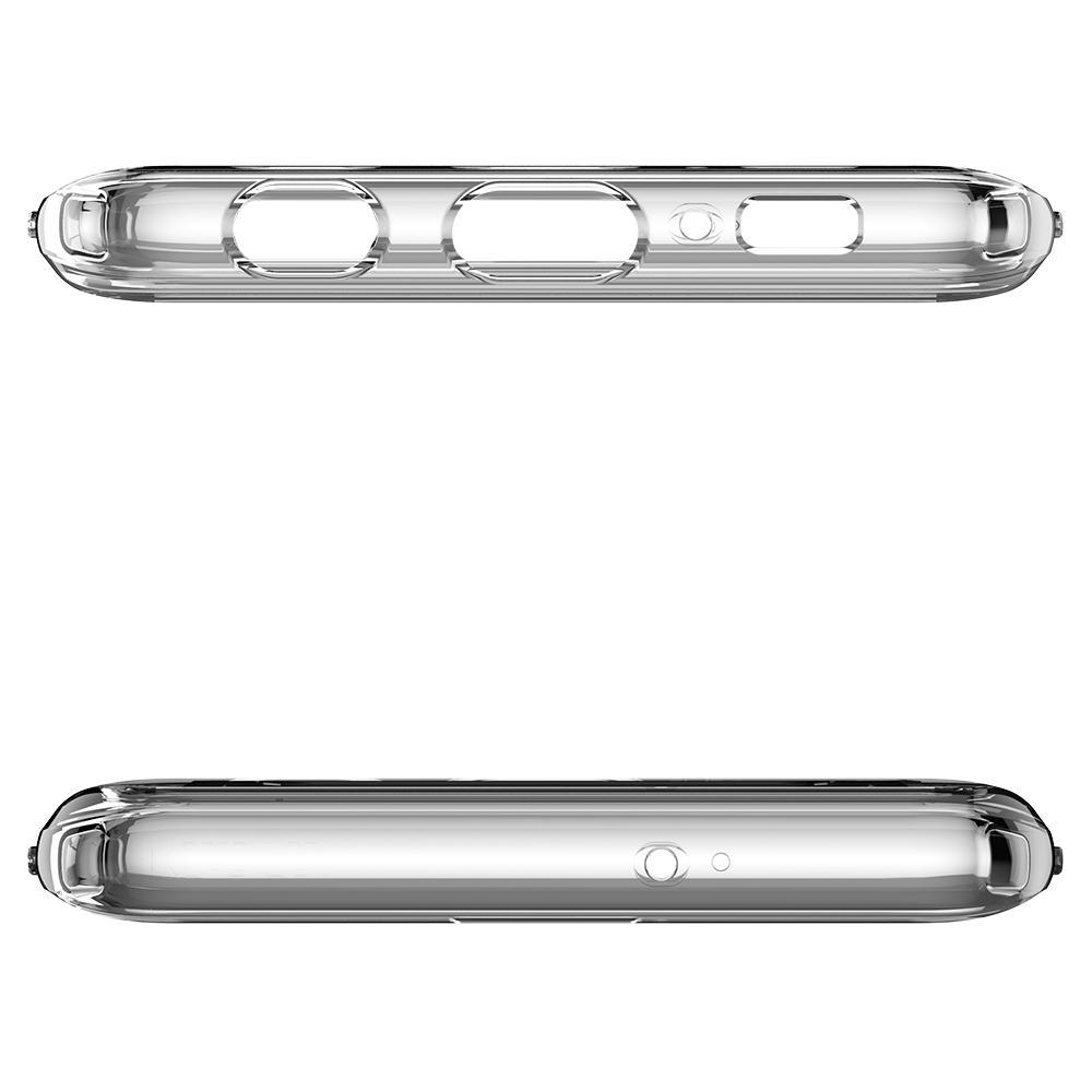 Ốp lưng Galaxy S10 Spigen Ultra Hybrid trong suốt ( Hàng USA )