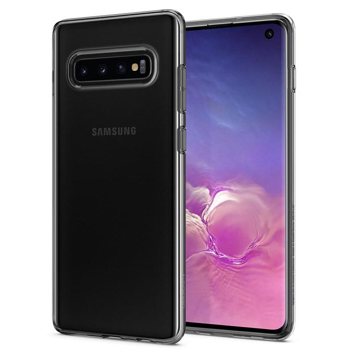Ốp lưng Galaxy S10 Spigen Liquid Crystal trong suốt ( Hàng USA )
