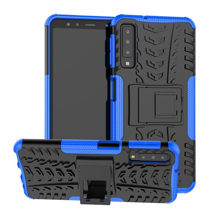Ốp lưng Galaxy A7 2018 LT Armor Special chống sốc kiêm chân chống