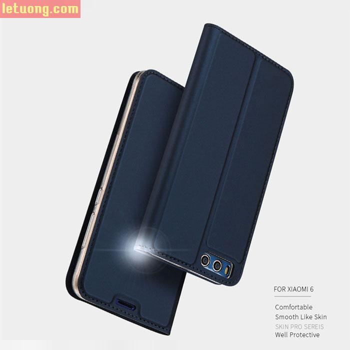 Bao da Xiaomi Mi 6 ( Mi6 ) Dux Duics Skin khung mềm siêu mỏng