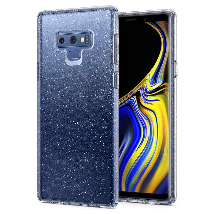 Ốp lưng Galaxy Note 9 Spigen Liquid Crystal Glitter ( hàng USA )