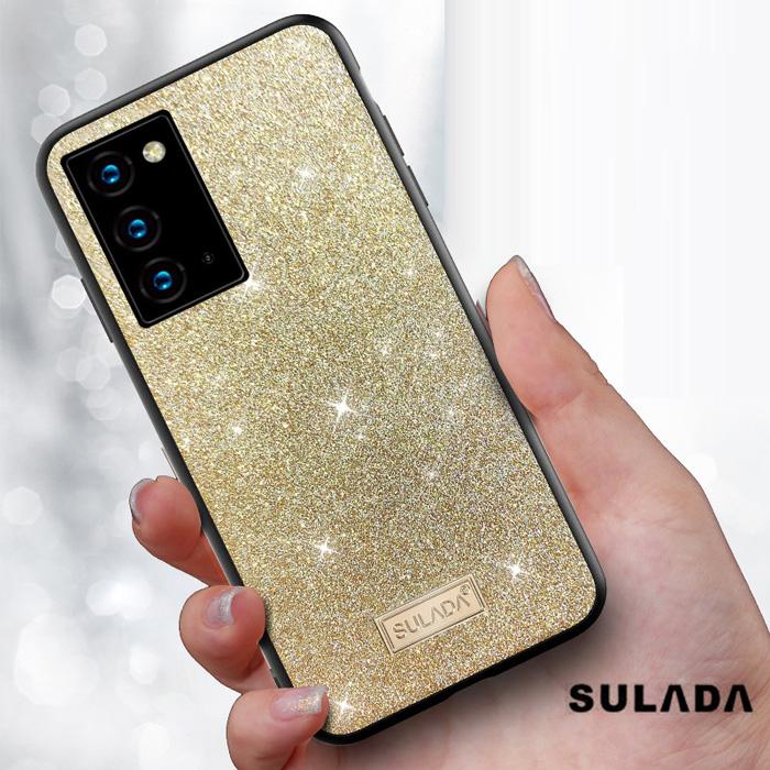 Ốp lưng Note 20 Ultra / 5G Sulada Dazzling Glitter kim tuyến