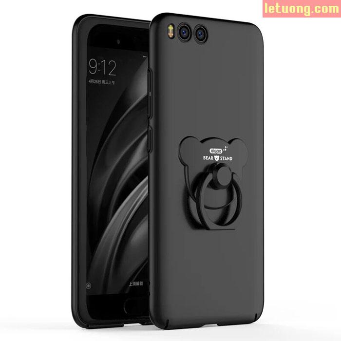 Ốp lưng Xiaomi Mi 6 Aiqaa Case 360 siêu mỏng, lưng mịn chống vân
