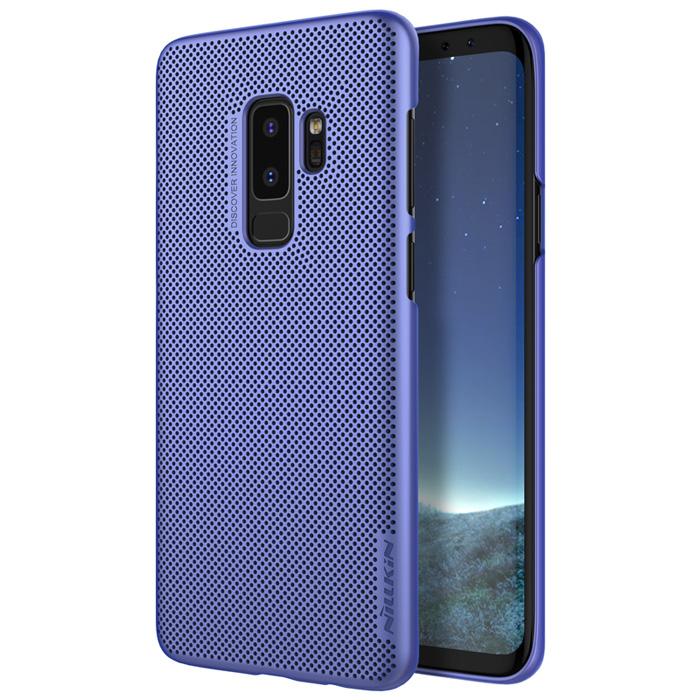 Ốp lưng Galaxy S9 Plus Nillkin Air Case tản nhiệt siêu mỏng
