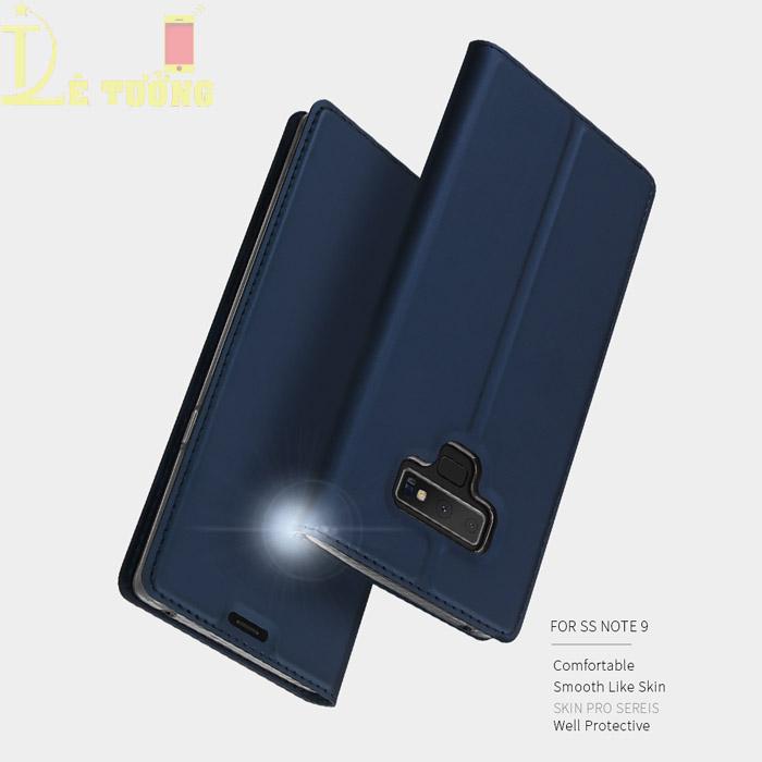 Bao da Galaxy Note 9 Dux Ducis Skin khung mềm - siêu mỏng