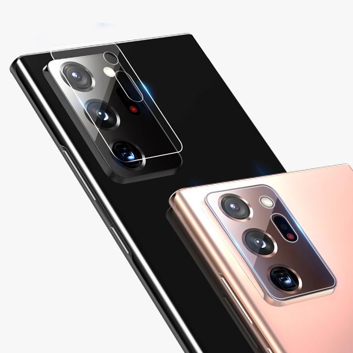 Bộ 2 miếng dán bảo vệ Camera Samsung Note 20 Ultra / 5G Nillkin InvisiFilm