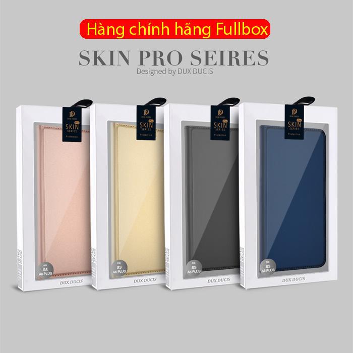 Bao da Galaxy A6 Plus 2018 Dux Ducis Skin siêu mỏng - khung mềm