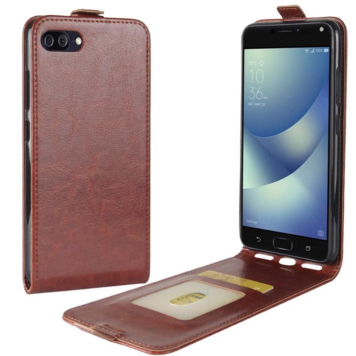 Bao da Zenfone 4 Max Pro ZC554KL LT Jacka Leather gập dọc sang trọng