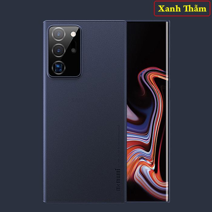 Ốp lưng Note 20 Ultra / 5G Memumi Slim 0.3mm - mỏng như giấy