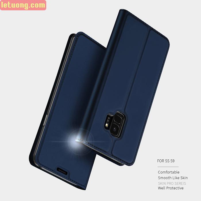 Bao da Galaxy S9 Dux Ducis Skin, khung mềm siêu mỏng, siêu mềm
