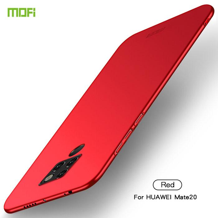 Ốp lưng Huawei Mate 20 Mofi Fitted Case 360 siêu mỏng, lưng mịn