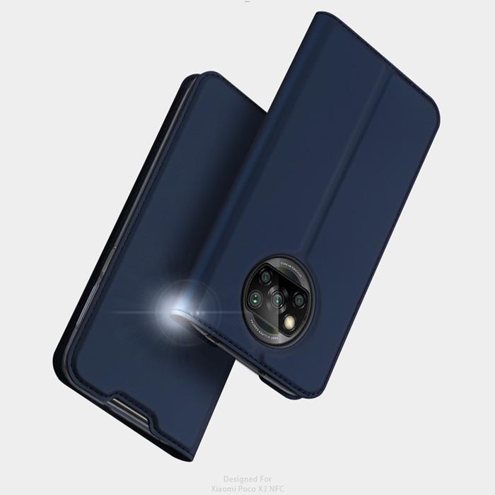 Bao da Poco X3 Pro Dux Ducis Skin Siêu mỏng nhẹ Êm - Mềm - Mịn