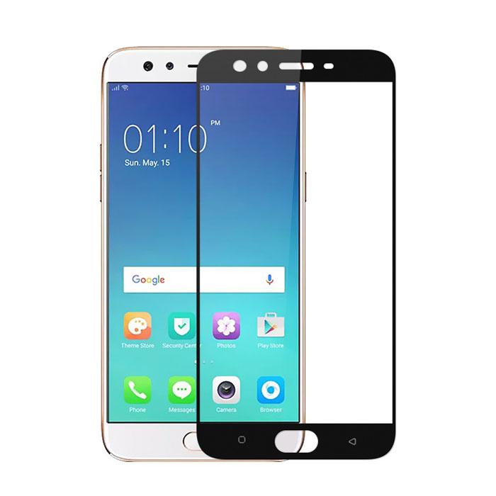 Kính cường lực full màn hình Oppo F3 Plus Glass Full Cover 3D