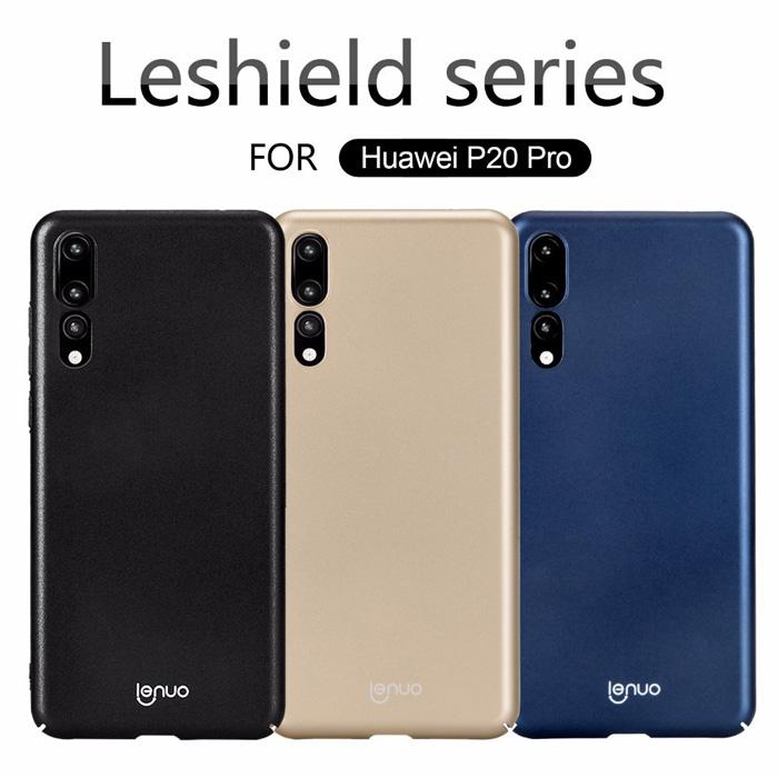 Ốp lưng Huawei P20 Pro Lenuo Leshield Case siêu mỏng, lưng mịn