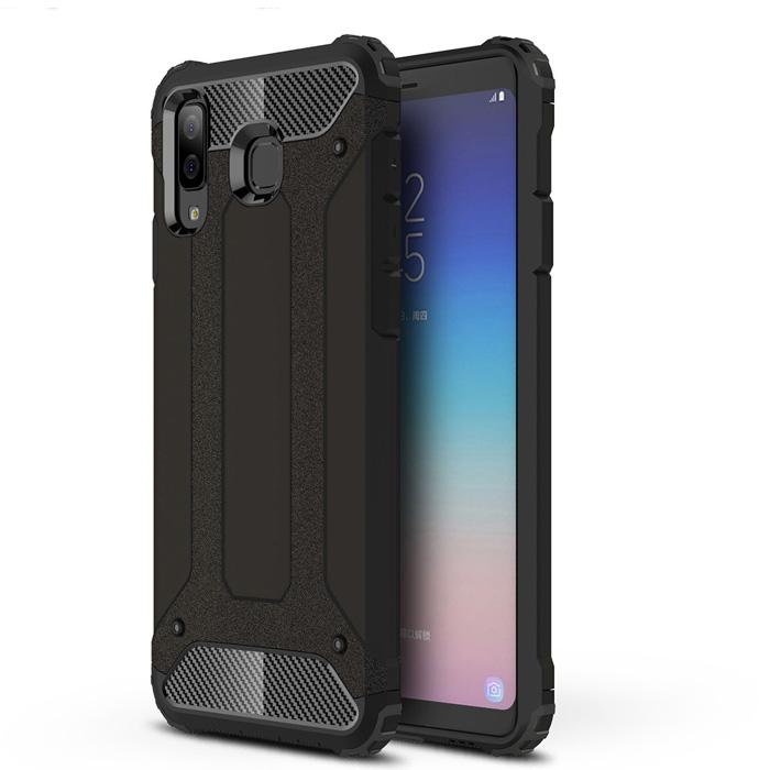 Ốp lưng Galaxy A8 Star LT Tough Tech Armor chống sốc - cực ngầu