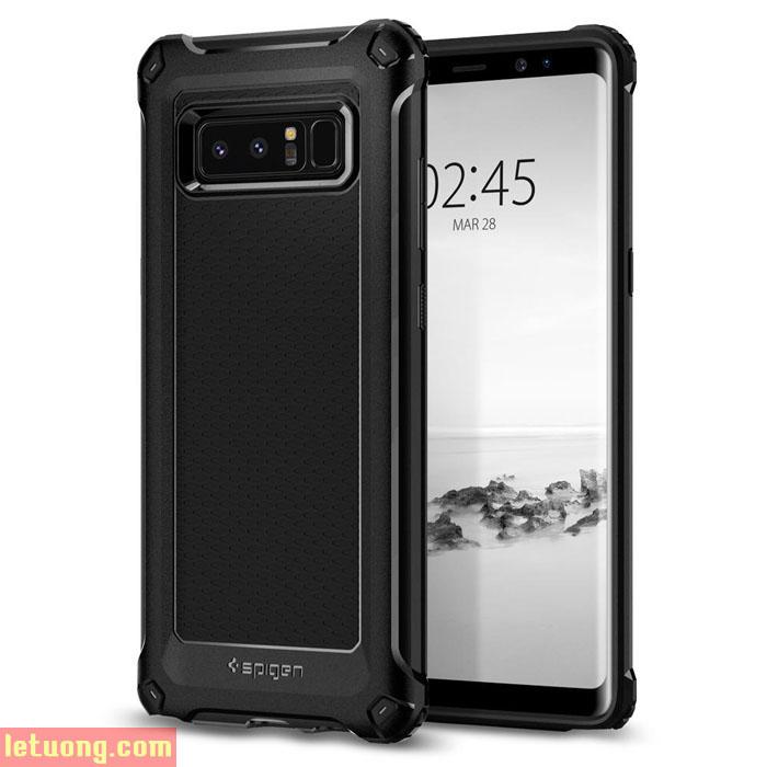Ốp lưng Samsung Galaxy Note 8 Spigen Rugged Extra chống sốc ( USA )