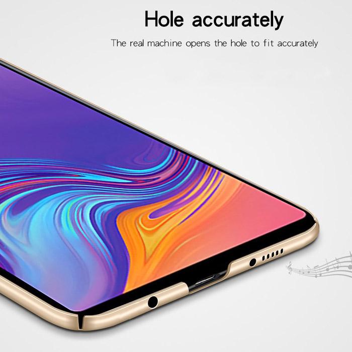 Ốp lưng Galaxy A9 2018 Mofi Fitted Case 360 siêu mỏng, lưng mịn