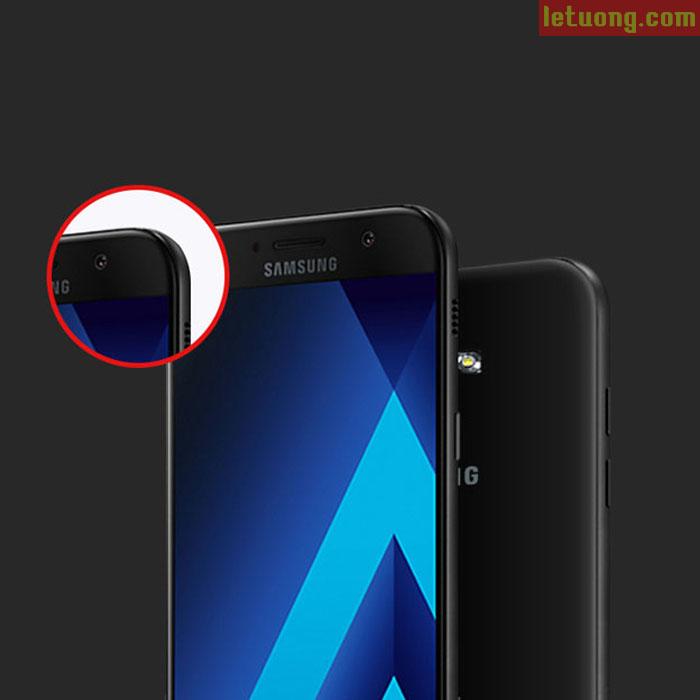Kính cường lực full màn hình Galaxy A5 2017 Glass Full Cover 3D