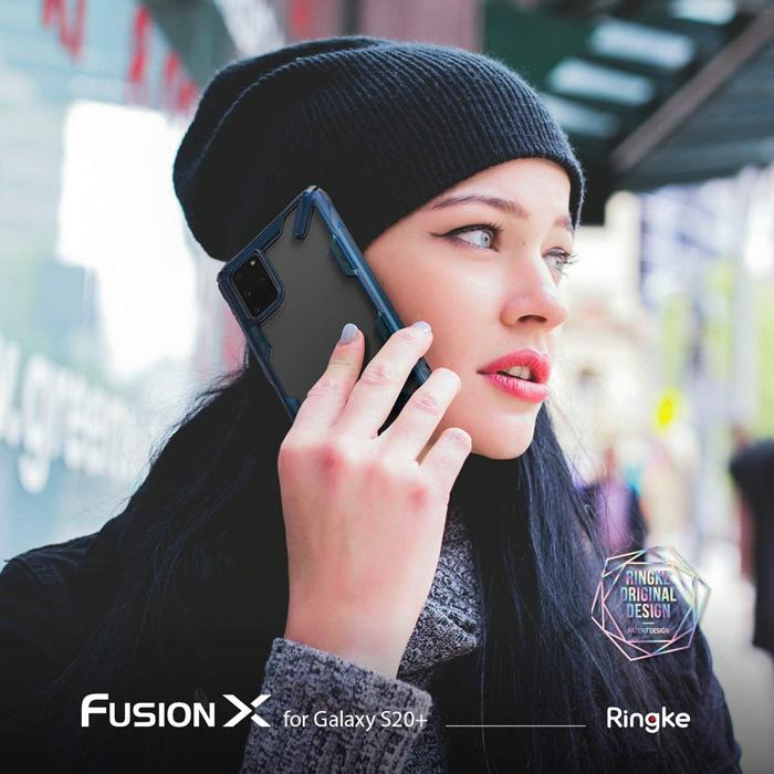 Ốp lưng Galaxy s20 Plus Ringke Fusion X ( từ USA )