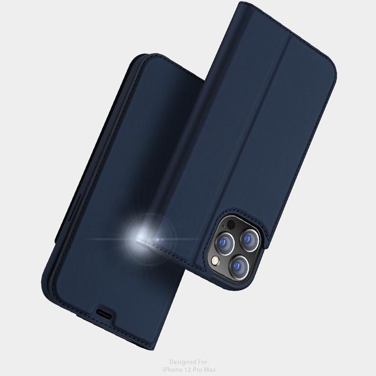 Bao da iPhone 12 Pro Max Dux Ducis Skin Siêu mỏng - mềm mịn
